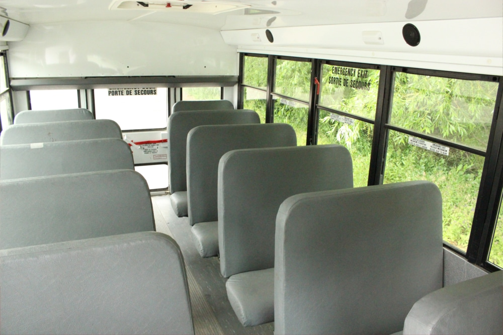 A1 Bus - Vernon BC - School Bus Rental Kelowna - Fleet Pictures - Mini School Bus 2a