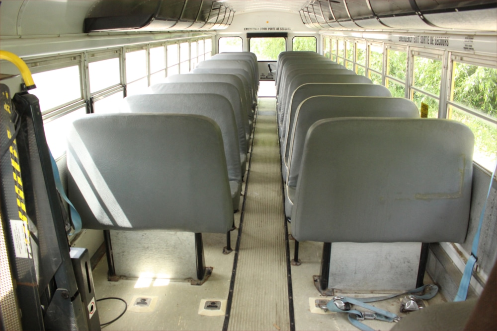 A1 Bus - Vernon BC - School Bus Rental Kelowna - Fleet Pictures - Wheelchair School Bus 3