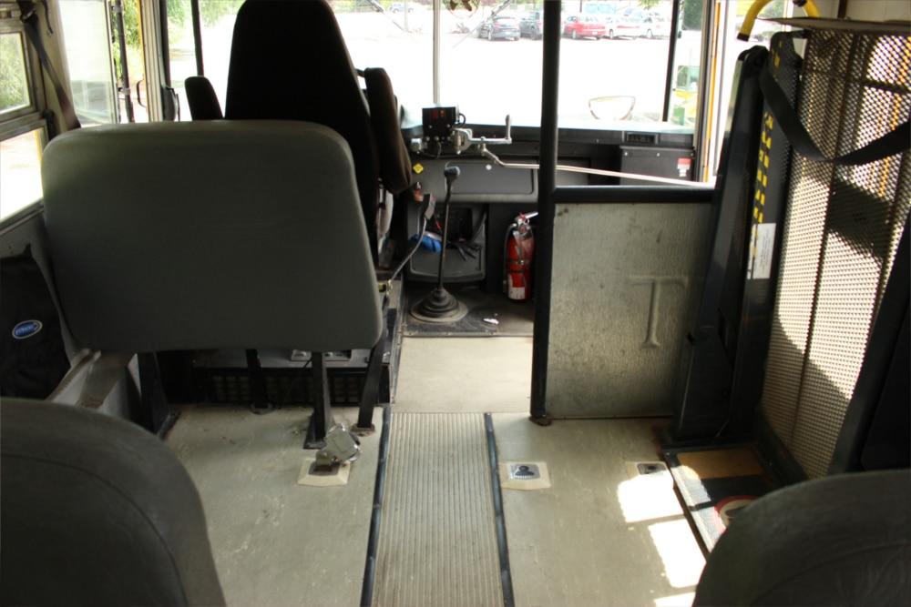 A1 Bus - Vernon BC - School Bus Rental Kelowna - Fleet Pictures - Wheelchair School Bus 4