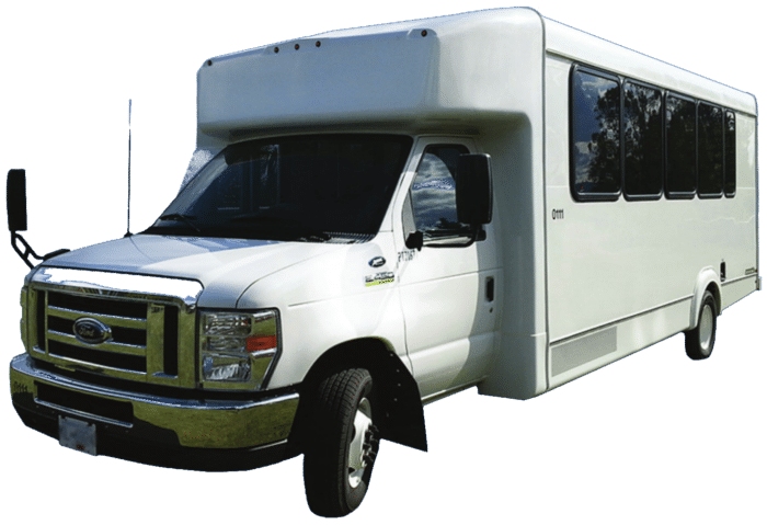 A1 Bus - Vernon BC - Wedding Party Shuttle Bus Service - Fleet Pictures - 20-24 Passenger Bus