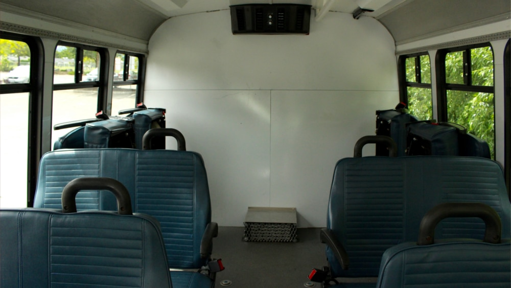 A1 Bus - Vernon BC - Wedding Party Shuttle Bus Service - Fleet Pictures - 24 P Shuttle Bus 4