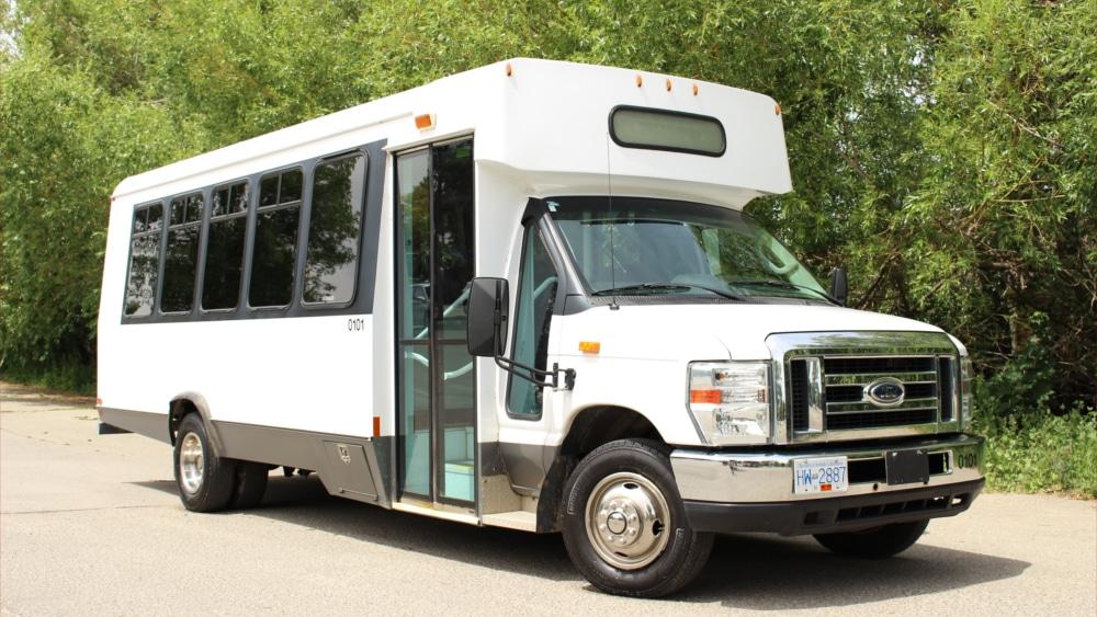 A1 Bus - Vernon BC - Wedding Party Shuttle Bus Service - Fleet Pictures - 24 P Shuttle Bus
