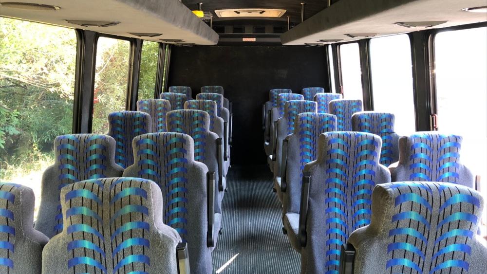 A1 Bus - Vernon BC - Wedding Party Shuttle Bus Service - Fleet Pictures - Bus 88 - 3